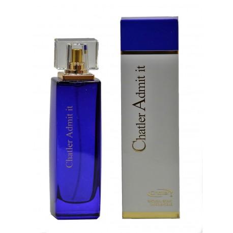 Admit It eau de parfum 100 ml Chatier