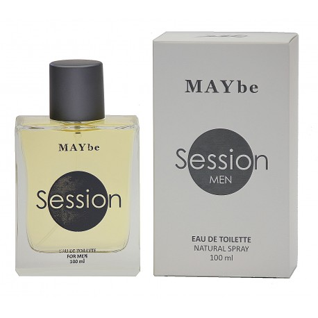 Session eau de toilette for men 100 ml