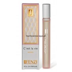 C' est la vie women roll on perfume 10 ml J' Fenzi