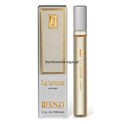 La' amore  women roll on perfume 10 ml J' Fenzi