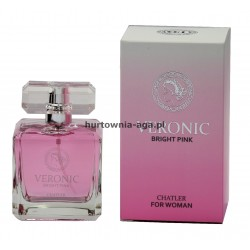 Veronic Bright Pink  eau de parfum for women 100 ml Chatler