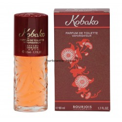 Kobako parfum de toilette 50 ml Bourjois Paris