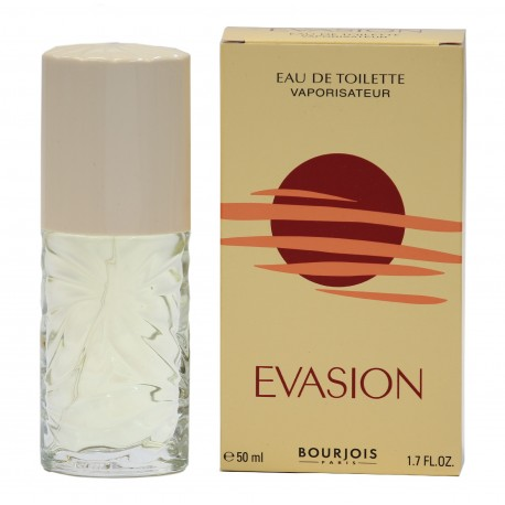 EVASION eau de toilette  50 ml Bourjois Paris