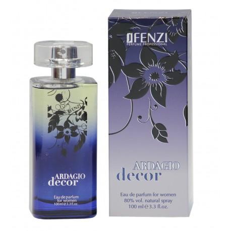 Ardagio decor eau de parfum for women 100 ml J' Fenzi