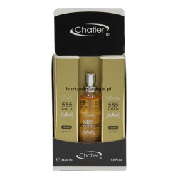 585 Gold Lady Classic  woda odświeżająco pielegnacyjna  30 ml Chatler