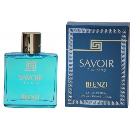 SAVOIR The King eau de parfum 100 ml J'enzi