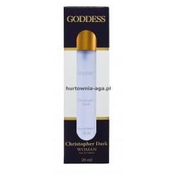 GODDESS  eau de parfum 20 ml Christopher Dark