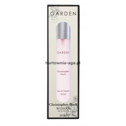 GARDEN eau de parfum 20 ml Christopher Dark