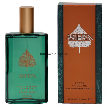 ASPEN spray cologne 118 ml Coty