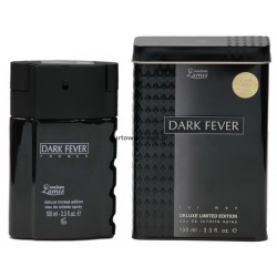 DARK FEVER for men deluxe limited edition 100 ml Lamis Creation