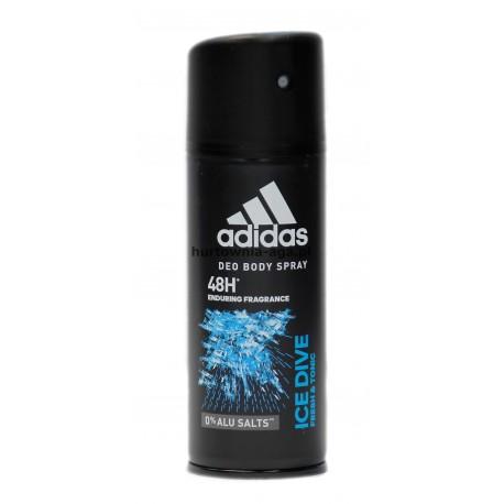 Adidas deo body spray  ICE DIVE 150 ml  Coty