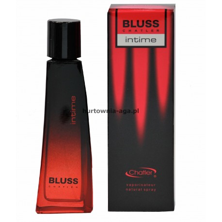 BLUSS intime eau de toilette 100 ml Chatler