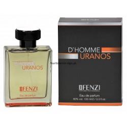 D' HOMME URANOS eau de parfum 100 ml J' Fenzi