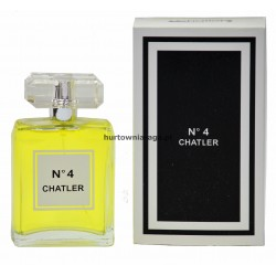 No 4 CHATLER  eau de toilette spray 100 ml Chatler