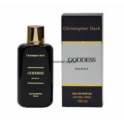 GODDESS  eau de parfum 100 ml Christopher Dark