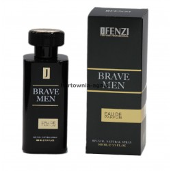 BRAVE MEN eau de parfum  100 ml J Fenzi