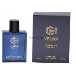 VERON DEEP BLUE for men eau de parfum 100 ml Chatler