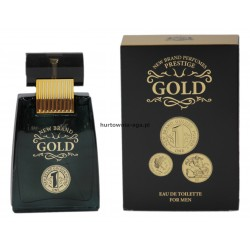 GOLD 1  eau de toilette for men 100 ml New Brand