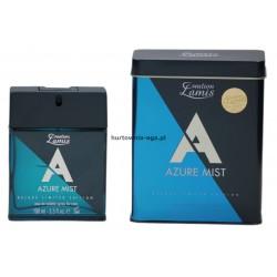 AZUR MIST Deluxe Limited Edition edt  for men 100 ml  Lamis