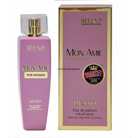 MON AMIE FOR WOMEN DESSO eau de parfum 100 ml J' Fenzi