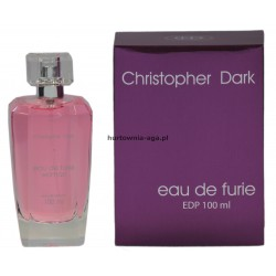 Eau de furie eau de parfum 100 ml Christopher Dark