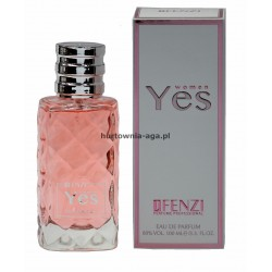 YES women eau de parfum 100 ml J' Fenzi