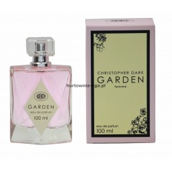 GARDEN femme eau de parfum 100 ml Christopher Dark