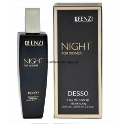 Night for women 100 ml J'Fenzi