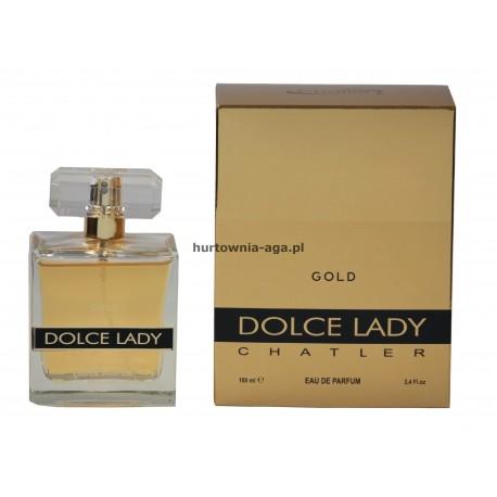 Dolce Lady eau de parfum  100 ml Chatier