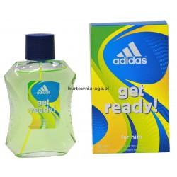 Adidas get ready! eau de toilette 100 ml Coty