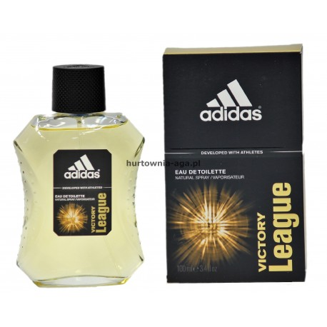 Adidas Victory League  eau de toilette 100 ml Coty