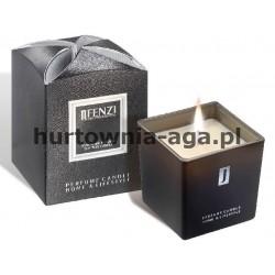 Naturalna świeca zapachowa Desso Gentleman - J Fenzi ( szara)