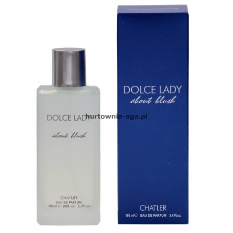 Dolce Lady about blush 75  ml Chatier