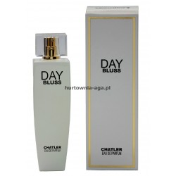 DAY  BLUSS Chatler  eau de toilette spray - vaporisateur 100 ml Chatler