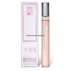 YES women roll on perfume 10 ml J'Fenzi