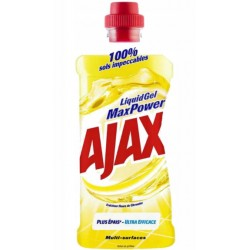 Płyn do mycia podłóg AJAX MAX POWER - 750 ml