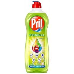 Płyn do mycia naczyń Pril Limrette - 750 ml