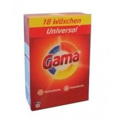 Proszek Gama Universal (Vizir) 18 prań - 1,17 kg