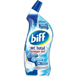 Żel do WC Biff Total Gel Ocean Brise -750 ml