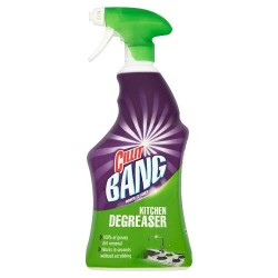 Spray do czyszczenia kuchni Cillit Bang Kitchen Degreaser- 750 ml