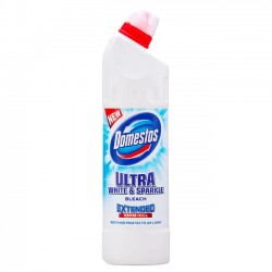 Żel wybielający do WC Domestos Ultra White - 750 ml