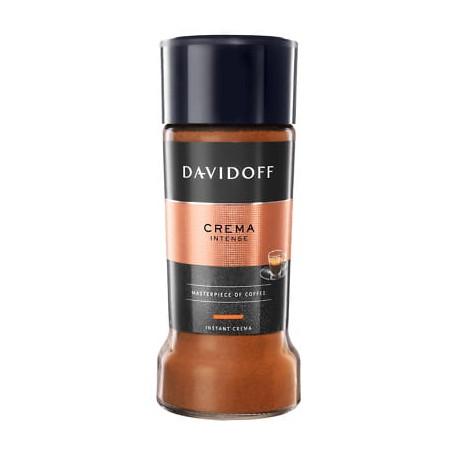 Kawa rozpuszczalna Davidoff Crema Intense - 90g
