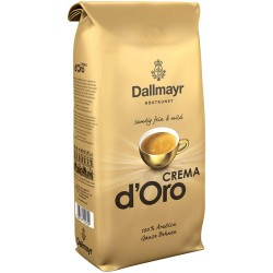 Kawa ziarnista Dallmayr Crema d'Oro - 1 kg