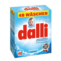 Proszek dla dzieci i alergików Dalli Sensitiv - 48 prań