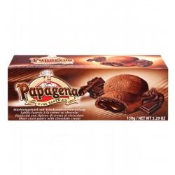 Biszkopty z nadzieniem czekoladowym - 150 g