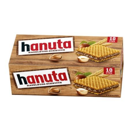 HANUTA Ferrero 10 szt - 220 g