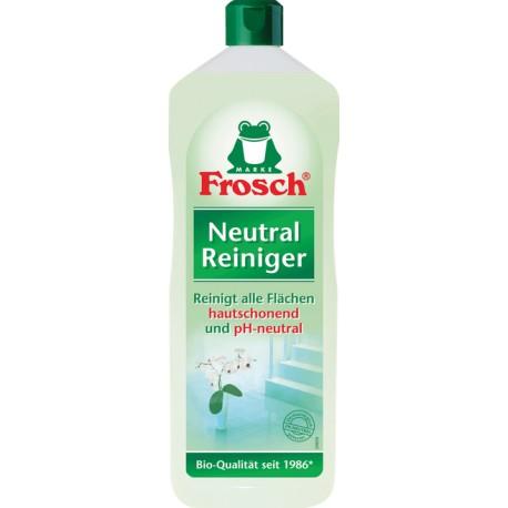 Uniwersalny żel do czyszczenia Frosch Neutral Reiniger