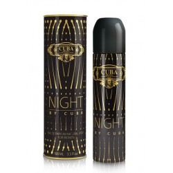 CUBA Night eau de parfum 100 ml New Brand
