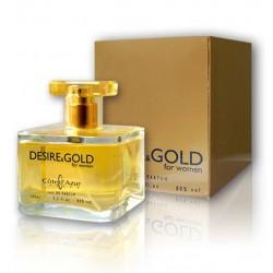 Desire & Gold for women eau de parfum 100 ml Cote Azur