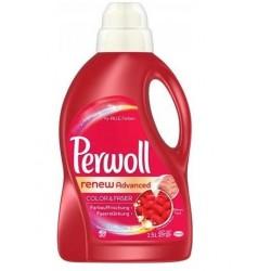 Perwoll renew advanced płyn do prania tkanin kolorowych 1,5 l - Henkel